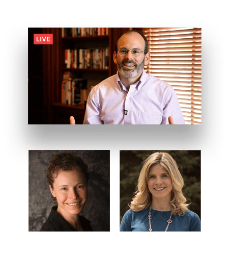 Live Coaching with Dr. Judson Brewer MD, PhD, Dr. Kara Nance, MD FACP Dr. Ashley E. Mason, PhD